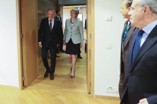 c0fce83d0c1d1 W okresie przejściowym Wielka Brytania musi respektować zobowiązania  budżetowe wobec Unii Europejskiej oraz unijne prawo - powiedział w piątek  na porannej ...