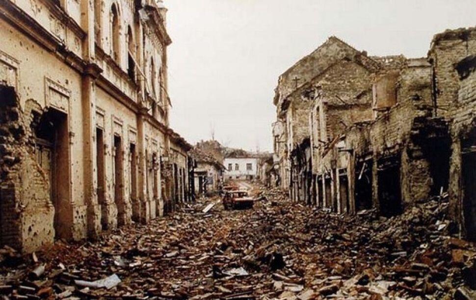 Znalezione obrazy dla zapytania wojna w serbii
