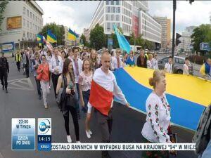 """""""Parada wyszywanek"""" przeszła ulicami stolicy"""