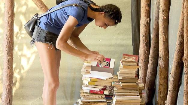 Na Bazarze Różyckiego wykopiesz sobie książkę