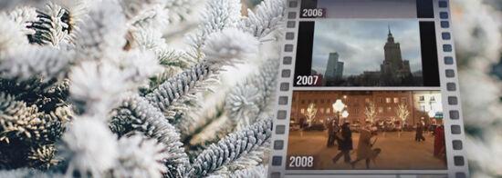"""""""Białe święta w naszym klimacie są rzadkością"""". <br />Sprawdzamy, jak było w ostatnich latach"""