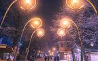 Świąteczna atmosfera w Zakopanem