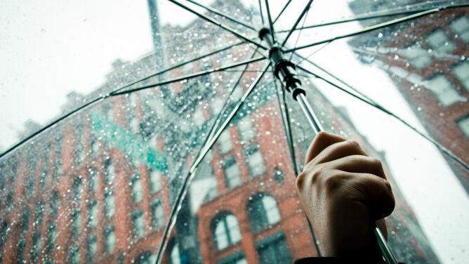 Prognoza pogody na dziś: <br />pochmurny i deszczowy poniedziałek