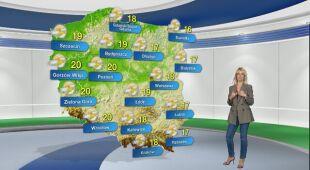 Prognoza pogody na piątek 18.09