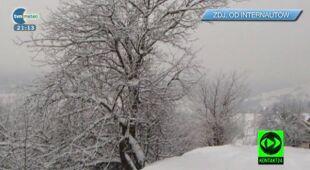 09.01 | Powrót zimy na zdjęciach Reporterów 24