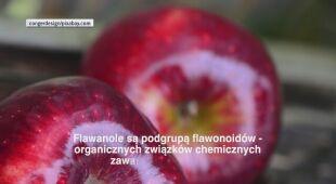 Czym są flawanole?