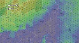 Porywy wiatru w najbliższych dniach (wideo bez dźwięku)